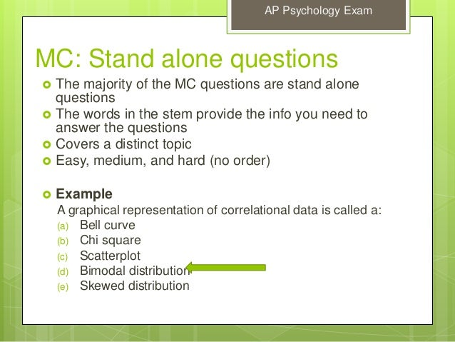 ap psychology essays questions Start studying ap psychology essay review learn vocabulary, terms, and more with flashcards, games, and other study tools.