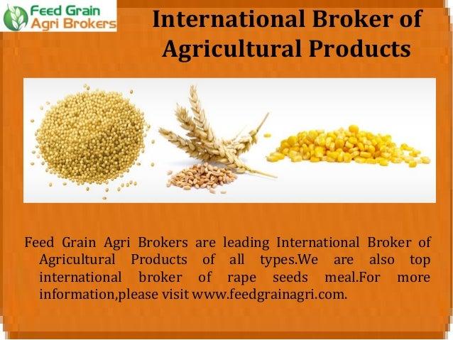 International broker