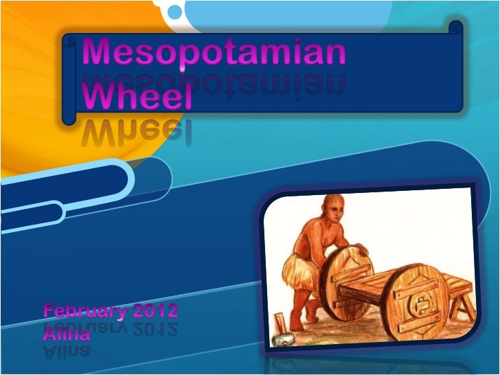 Wheel presentation 2