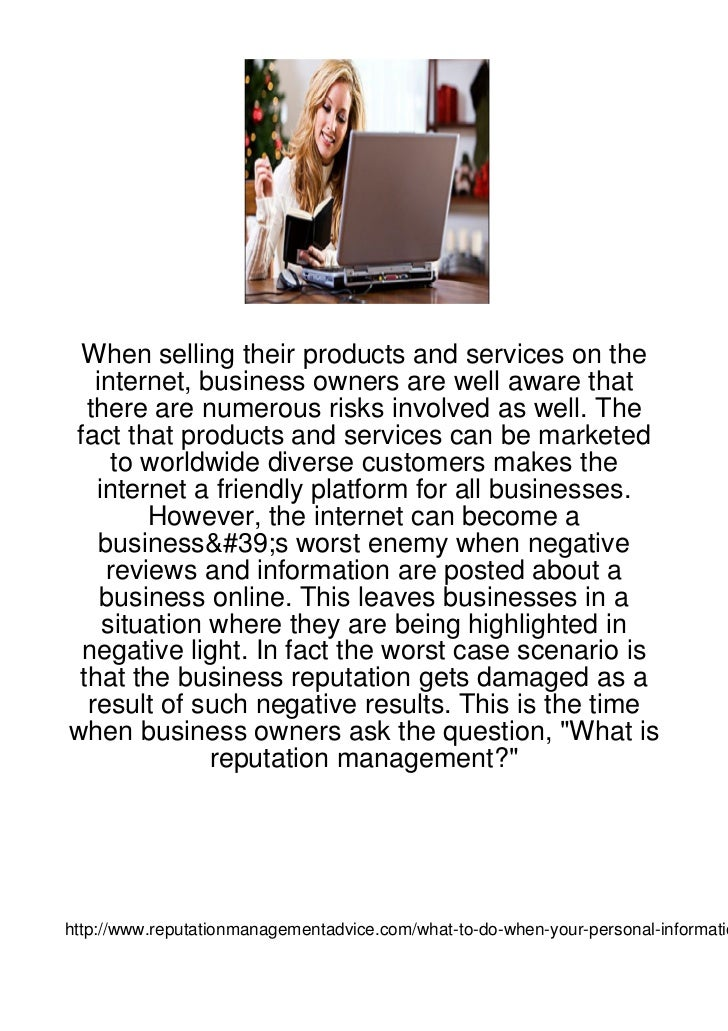 When selling their products and services on the   internet, business owners are well aware that  there are numerous risks ...