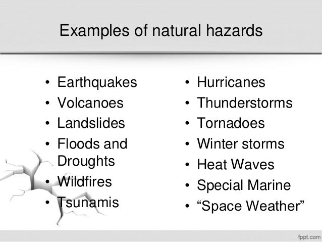 does the impact of earthquake hazards The impact of natural hazards on both the natural and for example, in 1989 an earthquake cost the community in so does the potential impact of a natural.