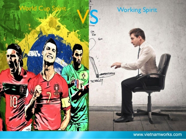 Working SpiritWorld Cup Spirit VS