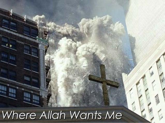 Where allah wants_me