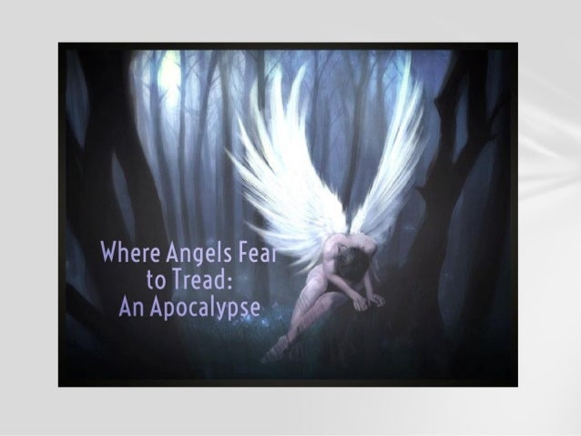Where Angels Fear to Tread: Episode 12