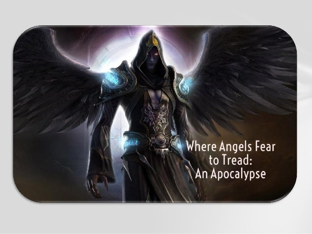 Where Angels Fear to Tread: Episode  6