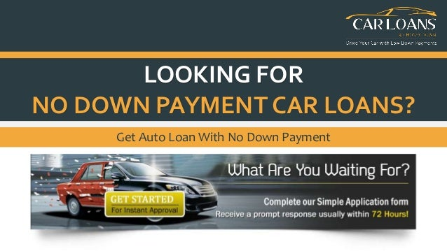 Can You Lease A Car With No Down Payment