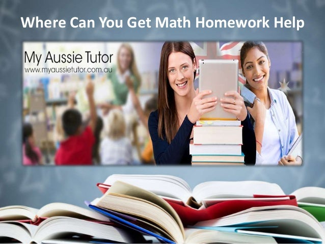 Where can I find homework help?