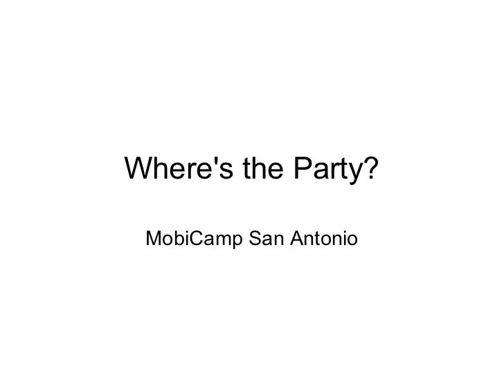 Where s the_party_
