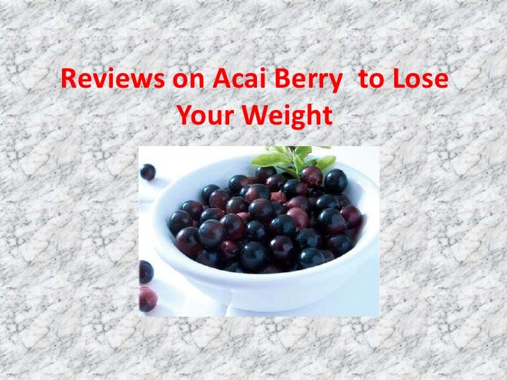 Where To Buy Acai Berries In Stores