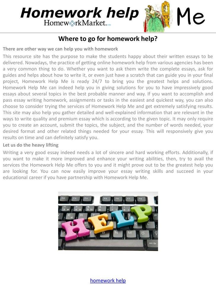 Homework help 4