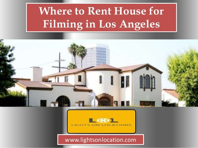 Houses available for rent in los angeles ca for Rent a home in los angeles
