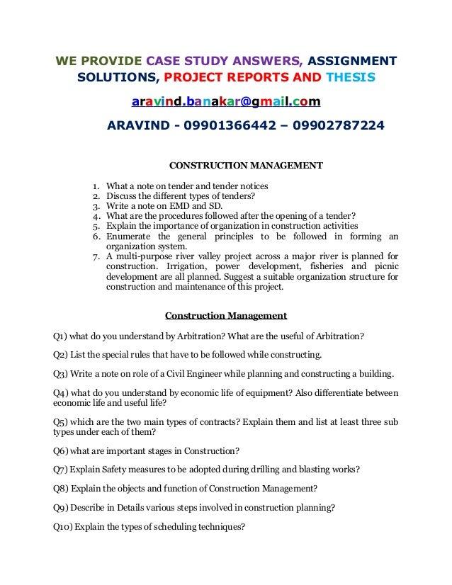 Dissertation health safety