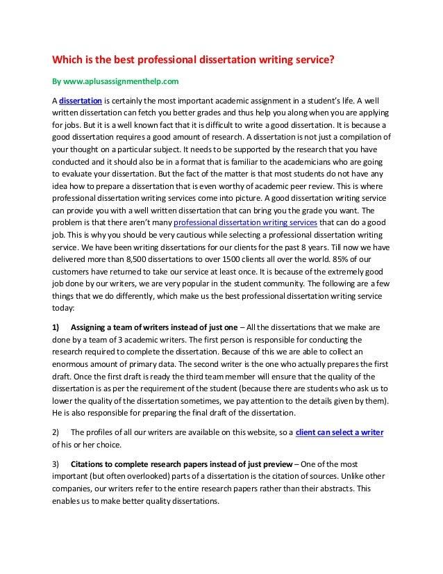 dissertation dom reviews