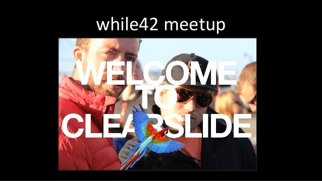 while42 meetup