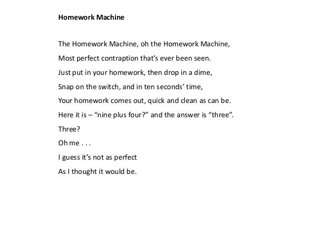 Paragraph on the day i forgot to do my homework