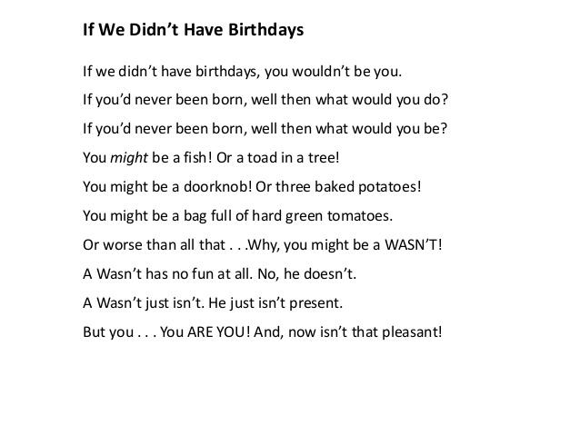 I didn do my homework poem