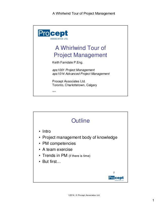 project management dissertation thesis