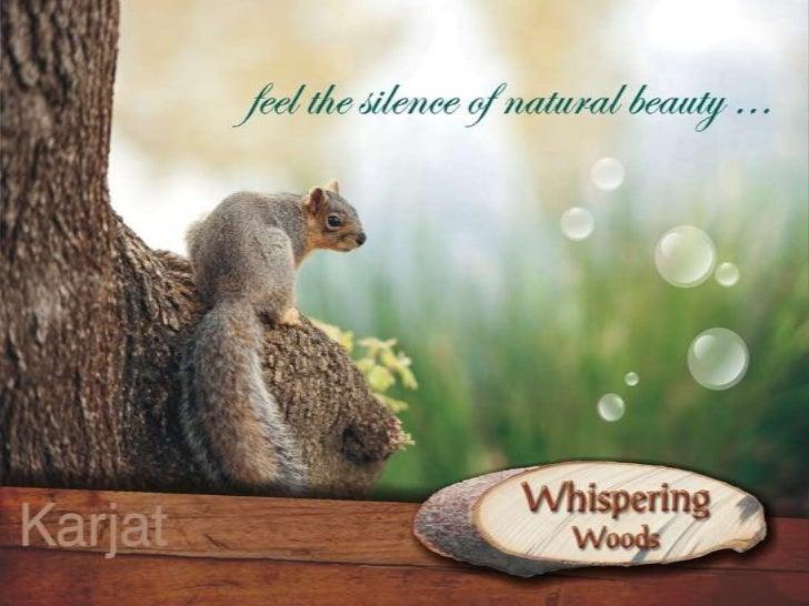 Whispering Woods Karjat
