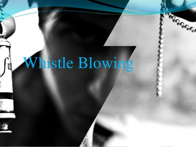Whistleblowing-- with detailed case studies on Jeffrey Wigand & Paul Assange