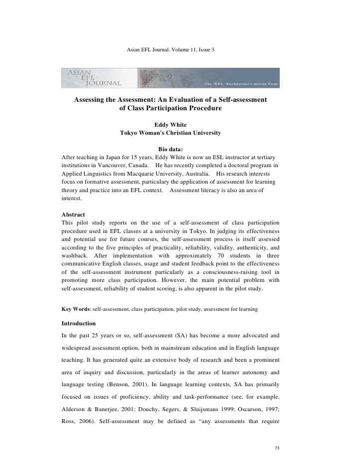 Self Evaluation Of Emdr Speech Essay