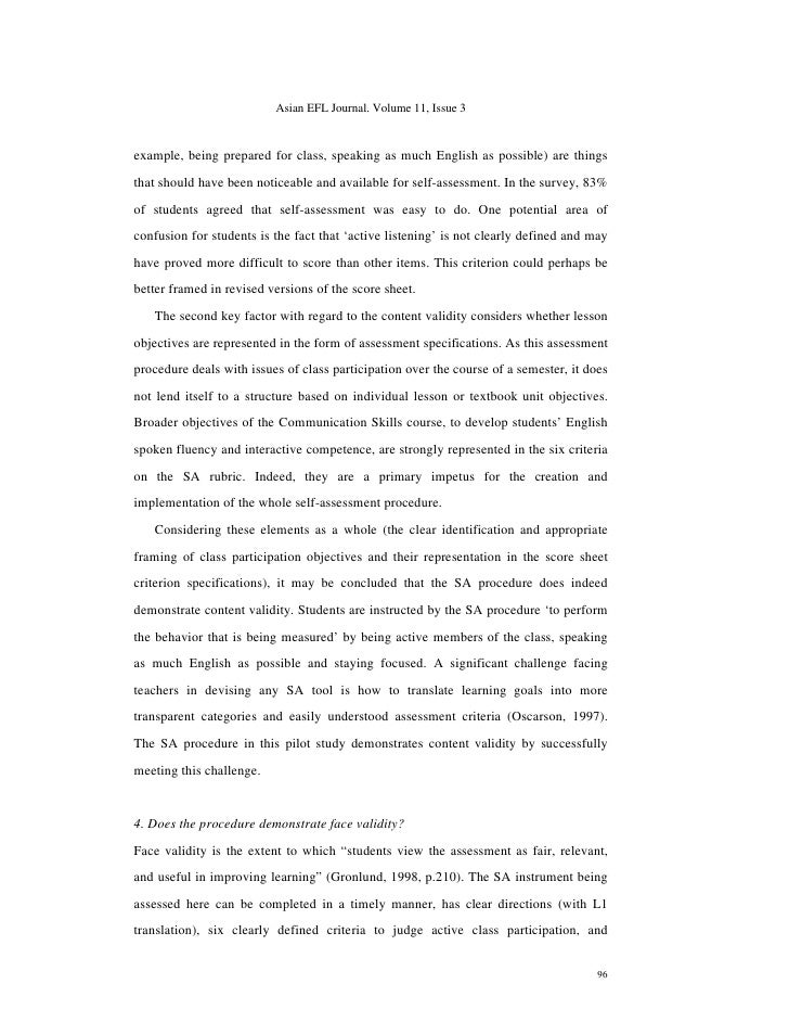 self-assessment/ reflection essay Example of self assessment and reflection paper example of self assessment and reflection  works take the hairy ape as an example critical essay report interchange of.