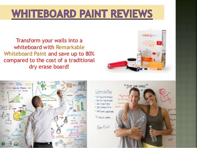 Whiteboard paint comparison for Remarkable whiteboard paint reviews