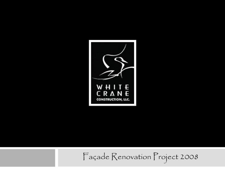 White Crane B4 And After