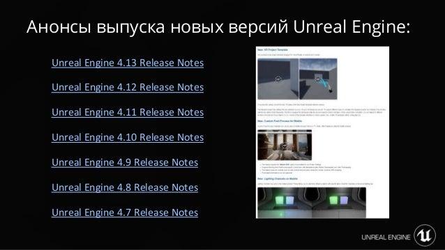 Unreal Engine 4 руководство на русском - фото 6