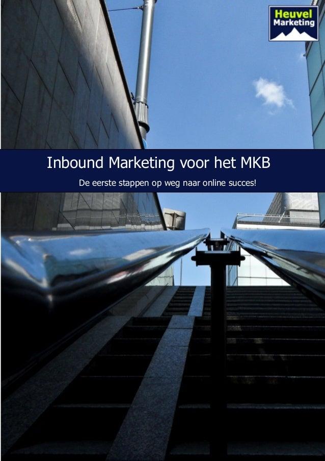 Inbound Marketing voor MKB