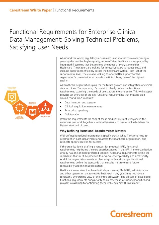 enterprise database management system paper Data governance function coordinates data management projects and service   governance is to valuate core enterprise data assets – what business processes   management and data quality management software and systems  for  additional white papers on the oracle architecture development process (oadp) , the.