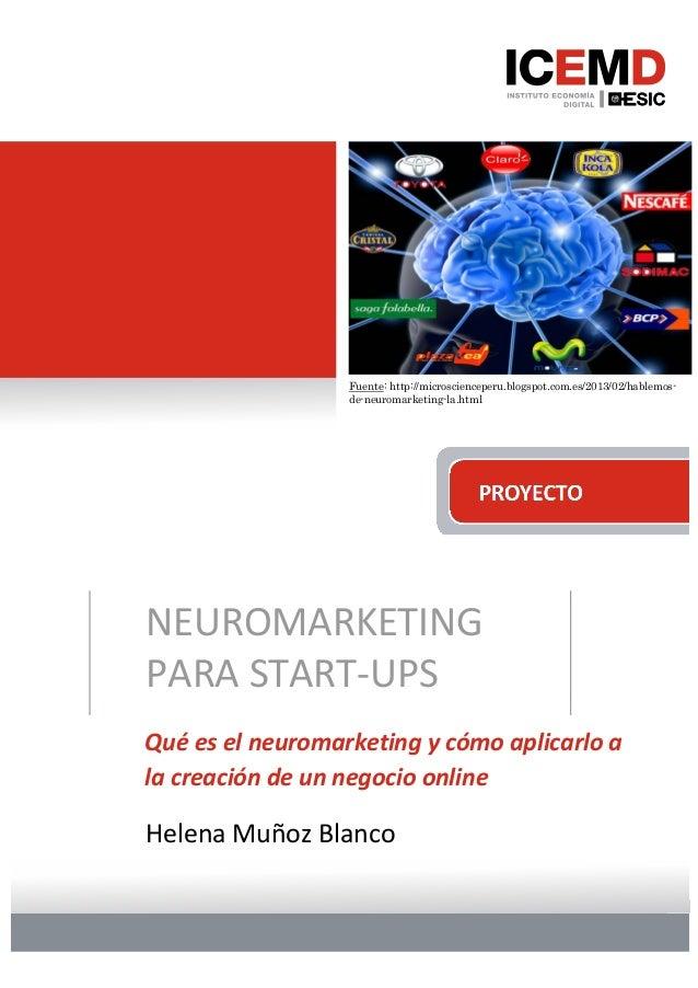 Neuromarketing online