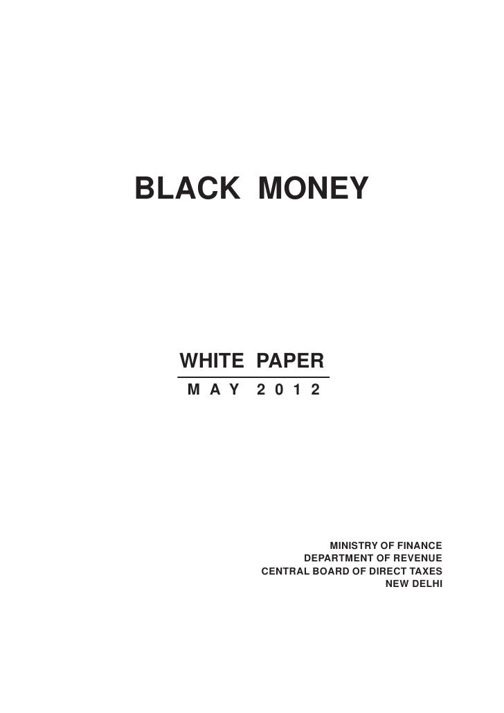 essay on solution for black money Dissertation nursing degree yearly although the world is full of suffering critical lens essay on catcher wyatt: october 10, 2017 dont even know why im wasting my.