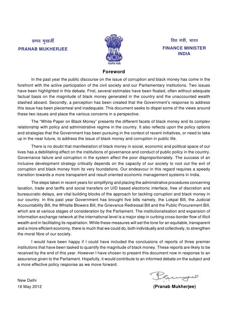 india research paper