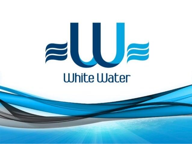 ÍNDICE     Introducción     White Water        Misión        VisiónAlianzas estratégicas       ServiciosTratamientos de ag...