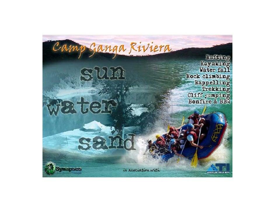 Camp Ganga Riviera l White Water Rafting on the Ganga, Rishikesh l Travel and Discover Uttrakhand