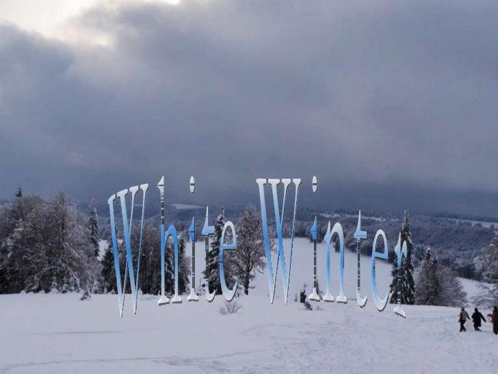 White Winter