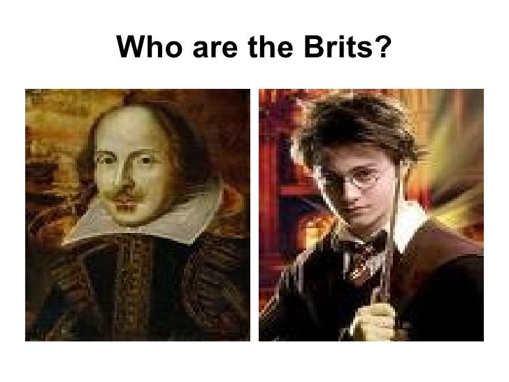 Who are the Brits?