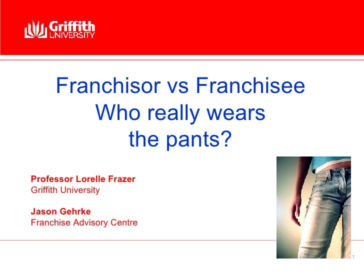 Who Really Wears The Pants   Seminar