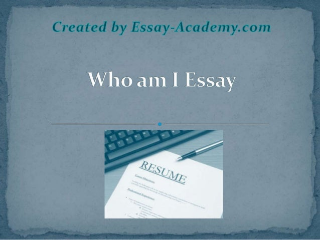 College essay influential person