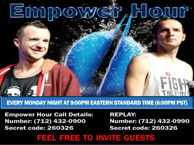 Who is Empower Network for?