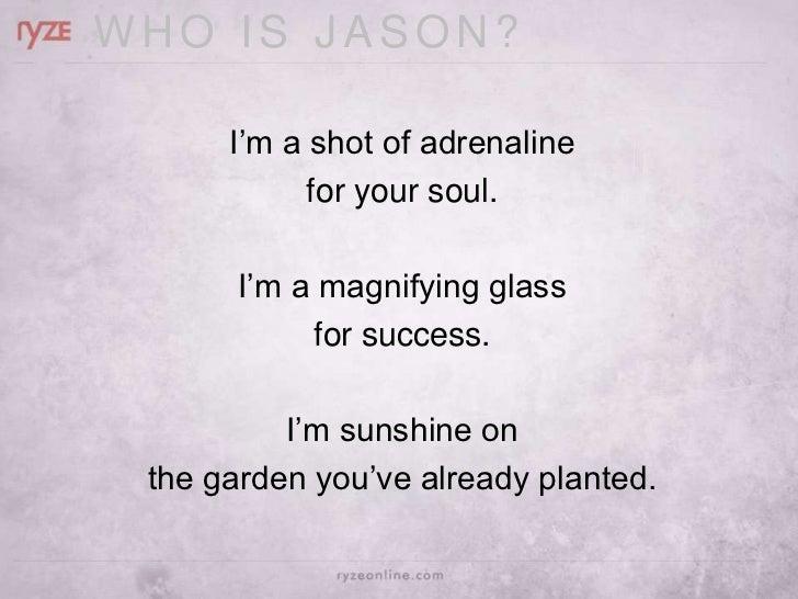 Who Is Jason Fonceca?
