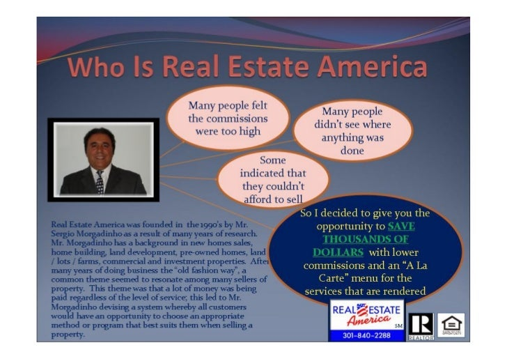 Who is Real Estate America