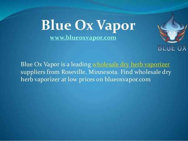 Wholesale dry herb vaporizer