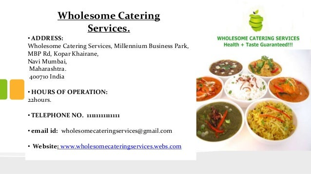 Business plan in catering services essay visit zoo park business plan in catering services friedricerecipe Choice Image