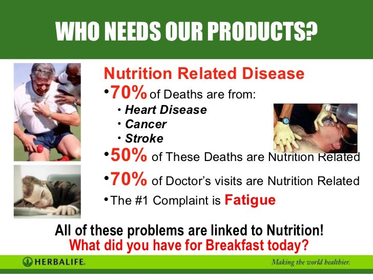 Who needs our products