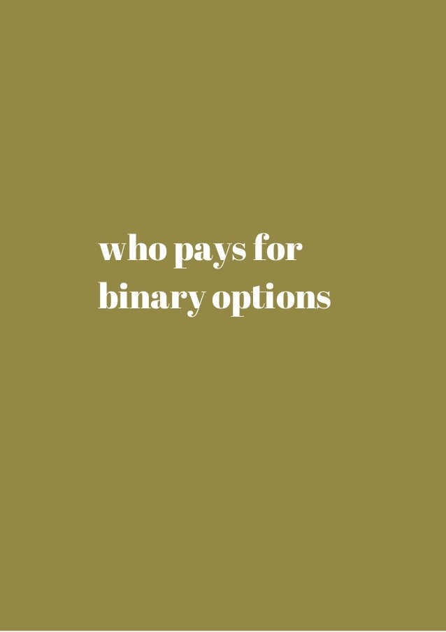 Legit us binary option brokers