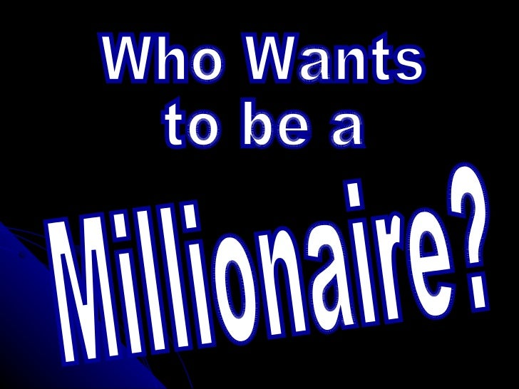 Who wants to_be_a_millionaire_forces and machines