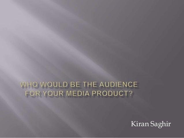 Kiran Saghir