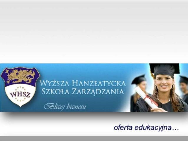 www.whsz.slupsk.pl oferta edukacyjna…