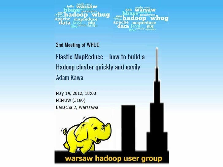 Introduction To Elastic MapReduce at WHUG